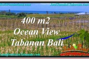 Exotic 450 m2 LAND FOR SALE IN TABANAN BALI TJTB292